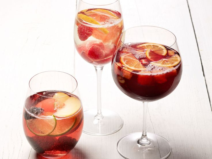 Mix-and-Match Sangria : Food Network - FoodNetwork.com