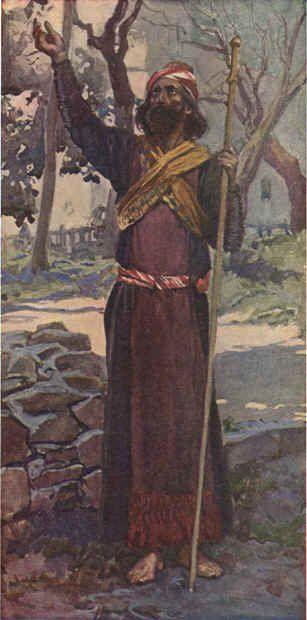 Ο προφήτης Ζαχαρίας (1888)