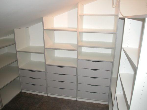 sous escalier am nagement sous pente miroir dressing sous. Black Bedroom Furniture Sets. Home Design Ideas