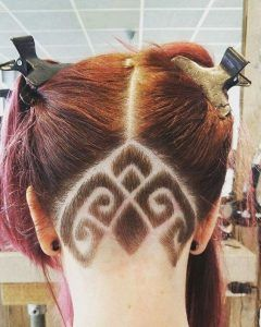 50 fab photos of female undercuts