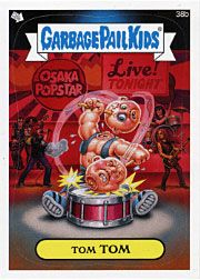 Poundart-- Garbage Pail Kids