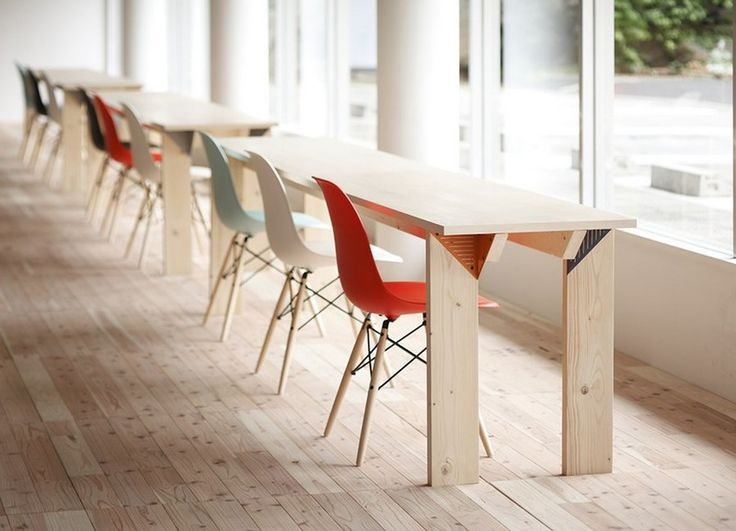 Mozilla Japan's New Open Source Office Furniture Available for Download