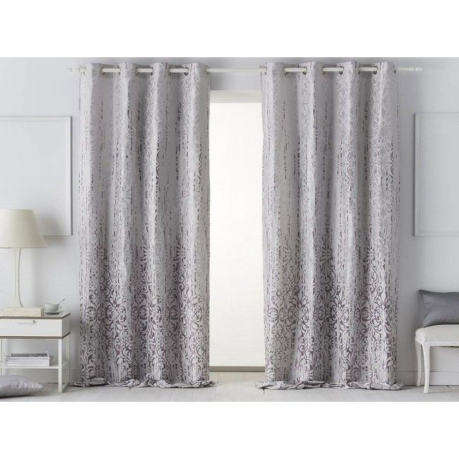 Best 22 eyelets curtains cortinas de ollaos images on for Ollaos para cortinas
