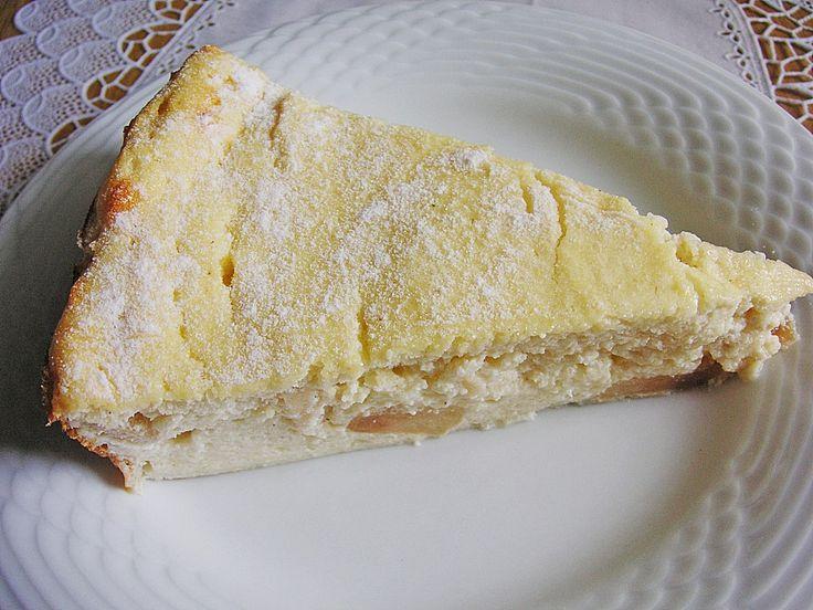 Schneller bodenloser Apfel - Käsekuchen, ein beliebtes Rezept aus der Kategorie Kuchen. Bewertungen: 90. Durchschnitt: Ø 4,1.