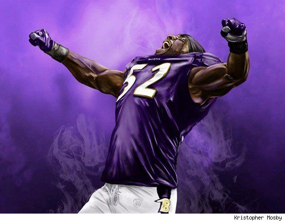 Baltimore Ravens Ray Lewis Quotes: Ray Lewis Artwork - Google Search