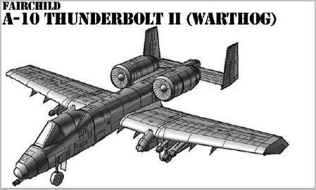 Aarons warthog model vector drawing