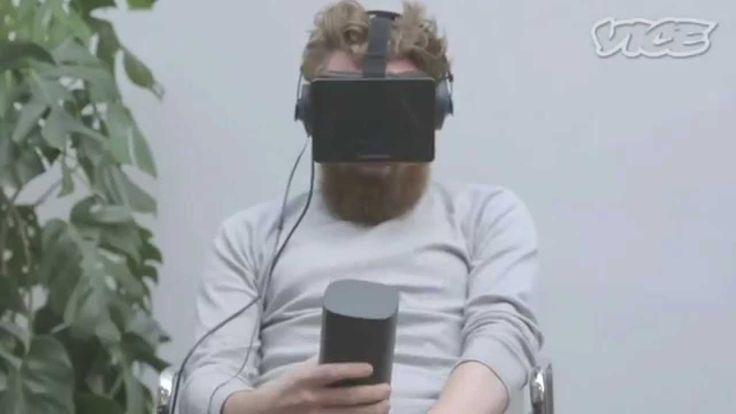 Oculus Rift and Teledildonics