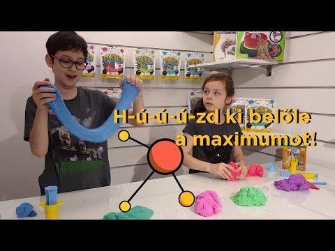 Termék: Mad Mattr - örökmozgó gyurma - Mad Mattr - örökmozgó gyurma -
