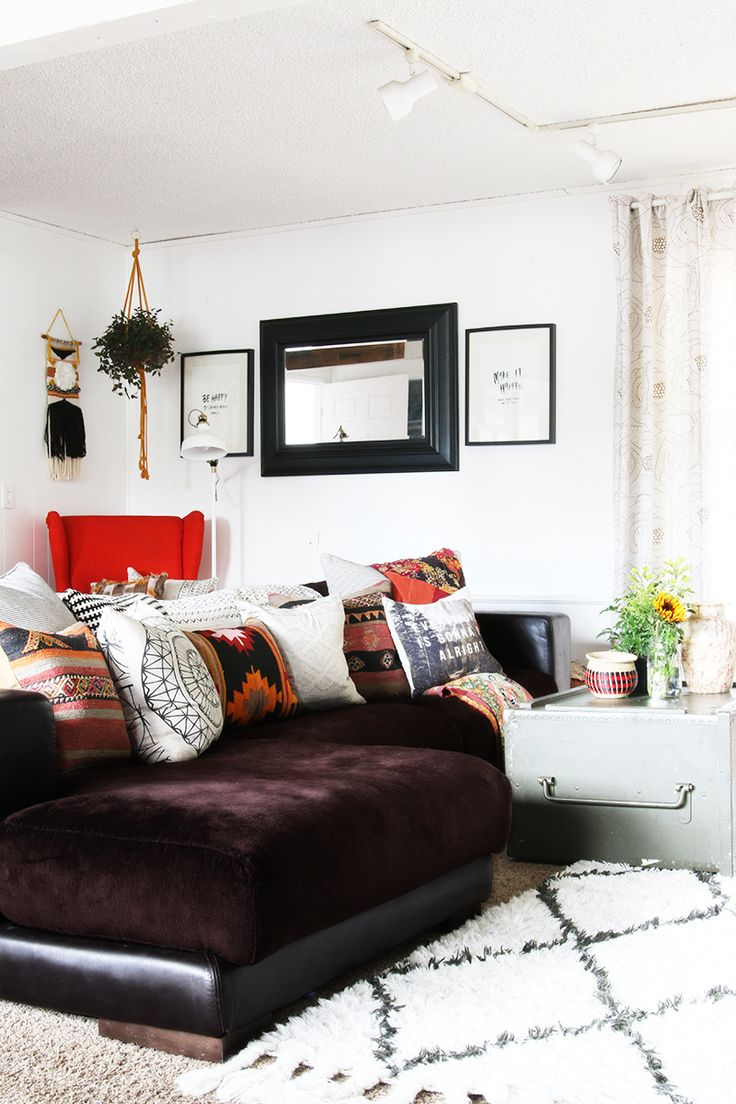 A Home Celebrating a Love of Vintage Finds Near Seattle, WA | Design*Sponge