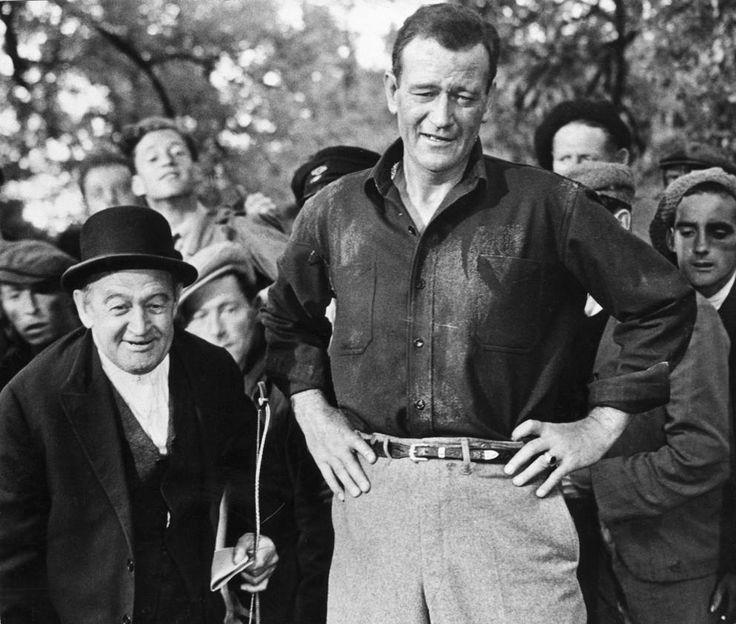 """""""Un uomo tranquillo"""" 1951 http://www.corriere.it/foto-gallery/spettacoli/16_maggio_25/john-wayne-storia-carriera-western-film-c8e967f2-191f-11e6-a60e-5fac25fd8ba7.shtml?refresh_ce-cp"""