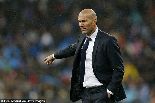 Zinedine Zidane lauded after 'Magnifico' debut as Real Madrid boss ...