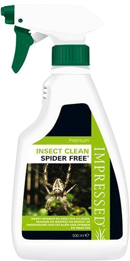 Spider Repellent Spray Insect Flies Mosquitoe And Wasp Repellent Biodegradable