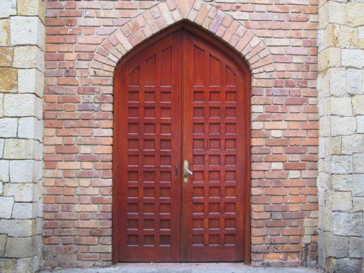 Puerta clasica.