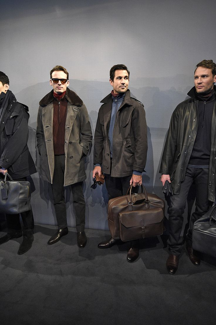 Dunhill A/W 2016