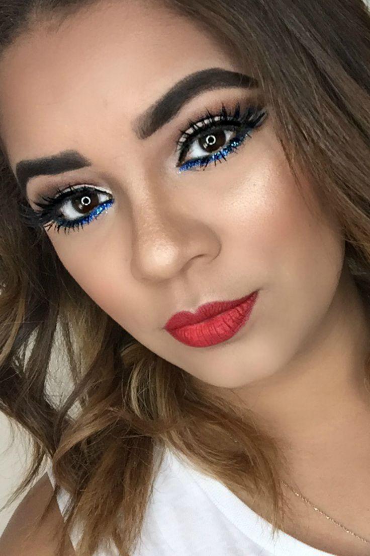 Beauty Mix: Memorial Day makeup look
