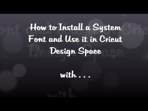 Cricut Design Space Download Mac
