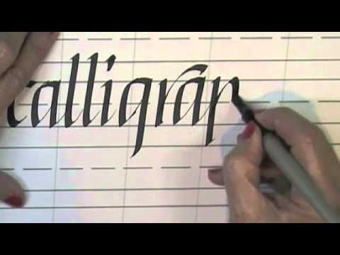 Best fonts calligraphy pens ink images