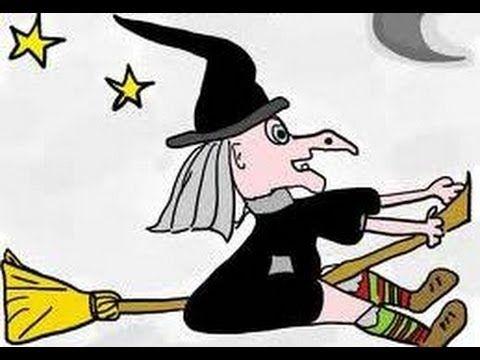 Cuentos infantiles - La bruja Endunda - Cuentacuentos - YouTube