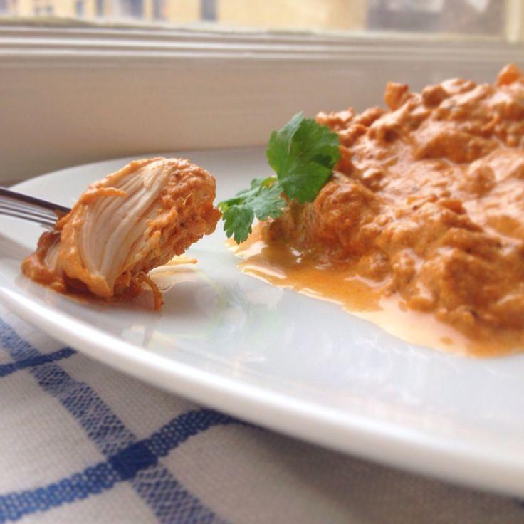 Chicken Tikka Masala i Crockpot