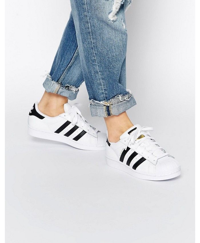 661bab26d UK Sale Adidas Superstar Womens Shoes For Cheap T-1398 | adidas ...