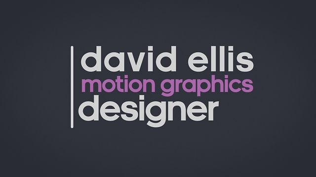motion graphics reel - sendmelive
