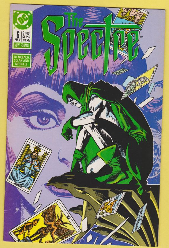 The Spectre 5 DC 1987