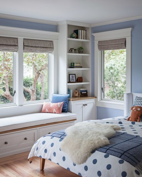 Modern Craftsman Bedroom