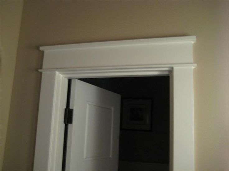 Craftsman door trim molding styles diy moulding ideas for Window design molding