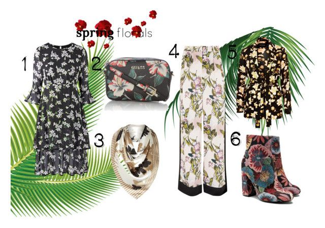 """""""March Crush: Floral Prints"""" by thebearg on Polyvore featuring House of Fraser and River Island"""