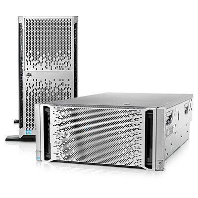 HP 350p Gen8 Special Server ProLiant, 2 GHz, Intel Xeon, E5-2620, 8 GB, DDR3-SDRAM, 24 x DIMM