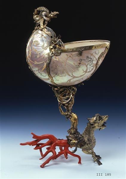 nautilus goblet