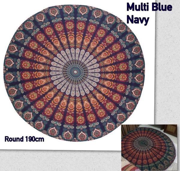 Jual Mandala Round B 190 Baru | Peralatan Dekorasi Rumah Murah |  Bukalapak