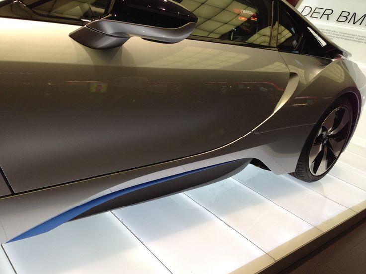 BMW i8 detail5
