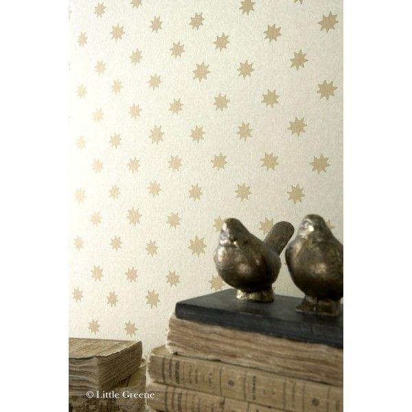 Papier peint London Wallpapers II, Lower George Street, référence : 0273LGMOONS : Papier peint chambre, entrée, pièce à vivre à motifs