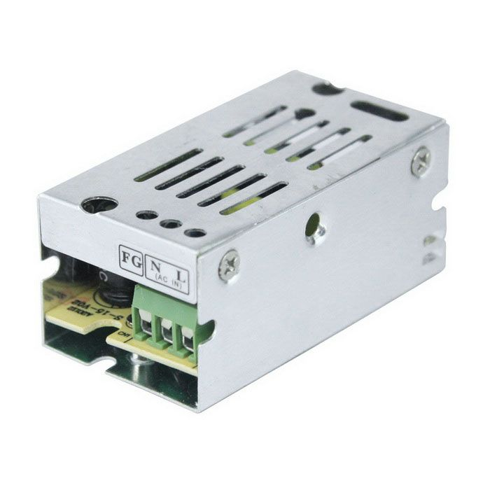 Input AC 85-265V to 12V 1A 12W High Quality Indoor Switching Power Supply. High efficiency, long life Low DC ripple, high efficiency. Low operation temperature & long performance life. Excellent insulation property, high dielectric strength 100% full-load burning test. Tags: #Electrical #Tools #Switches #Adapters