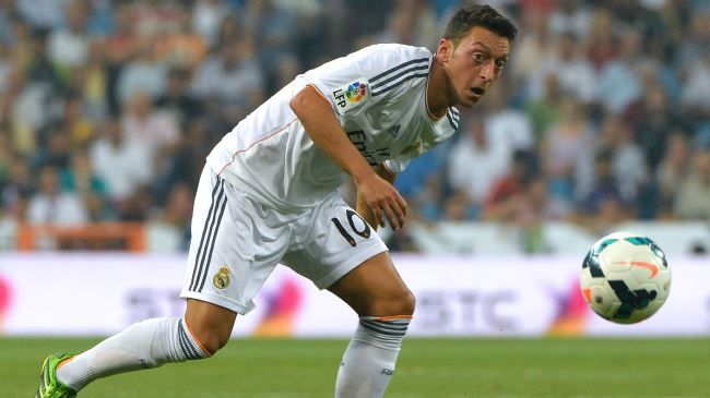 #German professional footballer Mesut  #Ozil, whose side lifted the 2014 #FIFA #WorldCup trophy after beating Argentina 1-0 in extra time, is reportedly donating his earnings in the high-level soccer tournament to the children of the #Gaza Strip.