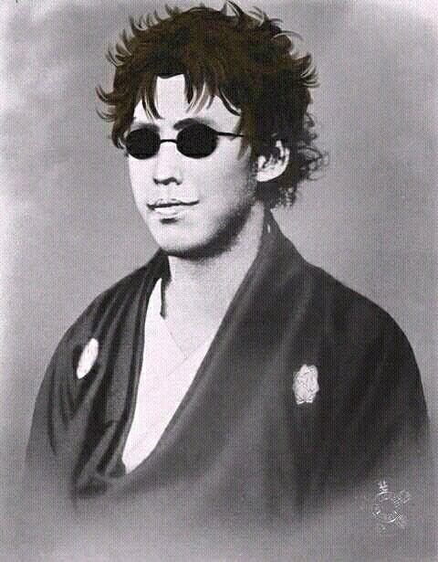 Sakamoto Ryoma as Sakamoto Tatsuma