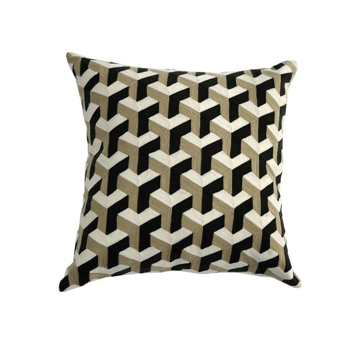 A great graphic pattern in a soft
