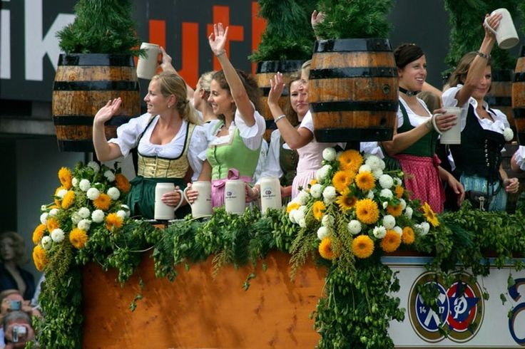 Munich, Oktoberfest