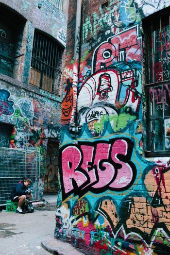 Melbourne Laneways Street Art | photography by http://www.entouriste.com