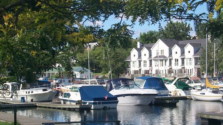 Picton Harbour is popular during the summer