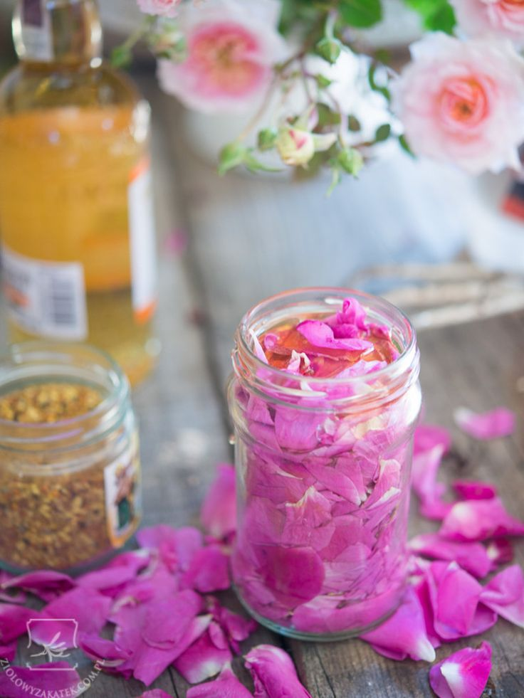 When live gives you lemons try rose petals elixir!