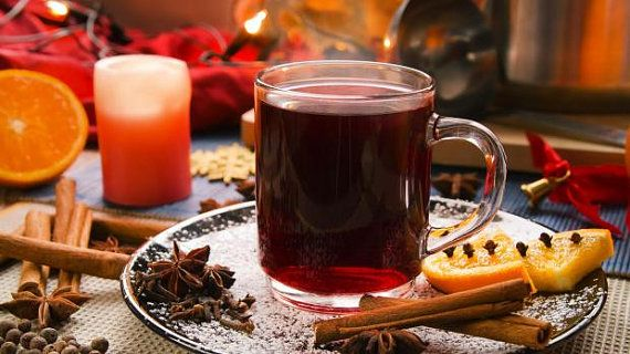 Spice blend for Christmas wineMulled wine cider or by Armenos