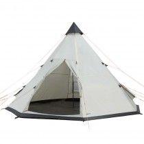 #Tente de #camping en version Tipi Trigano Cherokee 500