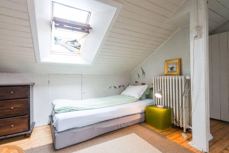 Airbnb Reykjavik.