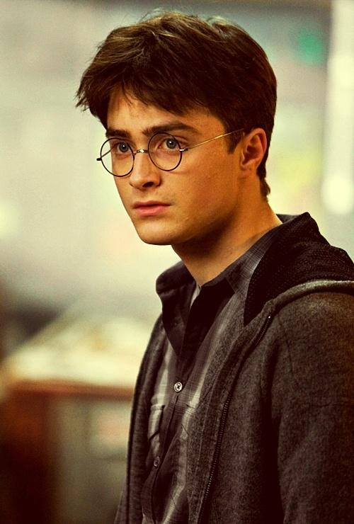 Harry James Potter ¬ The Boy Who Lived…