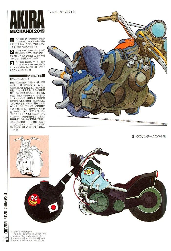 Akira bikes