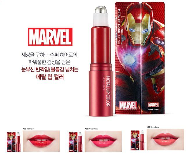 Maquiagem , Geek , Marvel https://portaltuddo.blogspot.com.br/2017/07/marca-cria-linha-de-maquiagem-inspirada.html
