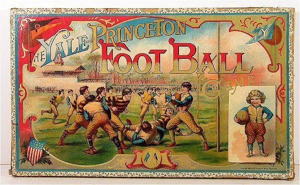 Image detail for -Framed Antique McLoughlin Brothers Game Board ~ BANKING INDUSTRY 1891 ...