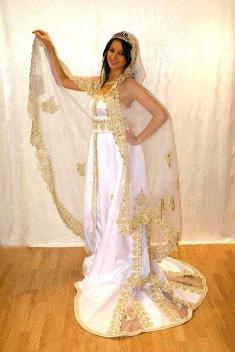 Moroccan Wedding Dress